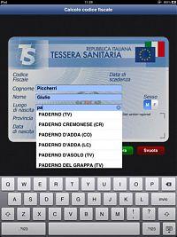 iCF - iPad